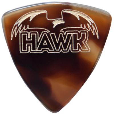 hawk picks custom guitar picks beautifully made