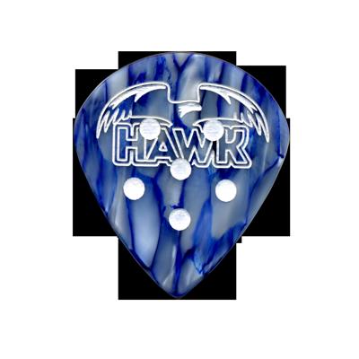 Blue Rabea Pick grips